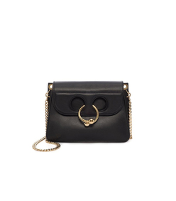 black mini 'pierce' bag