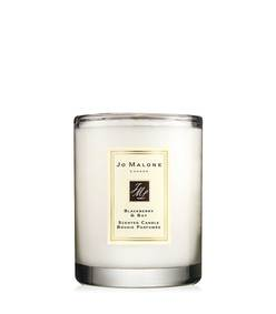 blackberry & bay' travel candle 2.1 oz