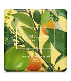 lime basil & mandarin soap 3.5 oz
