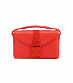 red 'devine' bag