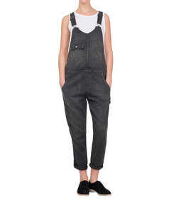 ShopBazaar Current Elliot The Carpenter Overalls FRONT