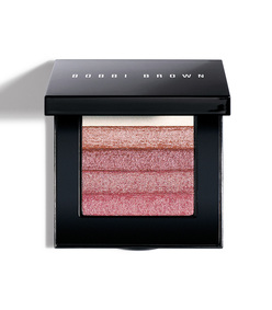 neutral pink shimmer brick compact rose