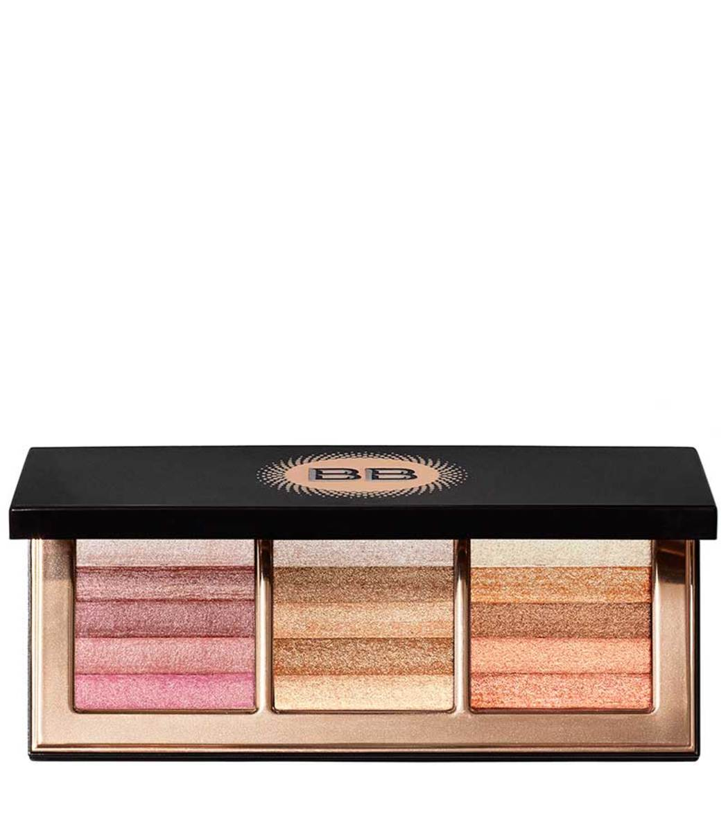 Bobbi Brown Highlight Glow Shimmer Brick Palette In Multi Modesens Illuminating Cheek Limited Edition