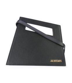 black 'le petit' tote bag