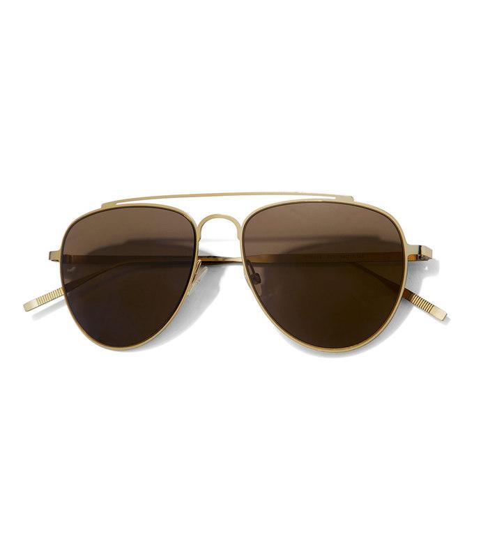teardrop aviator sunglasses