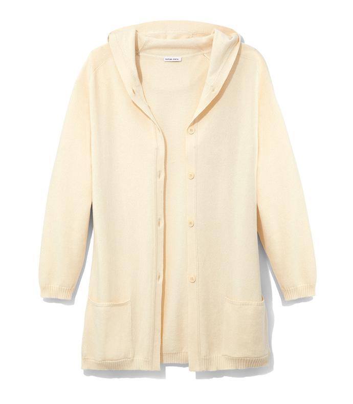 soft cashmere hoodie