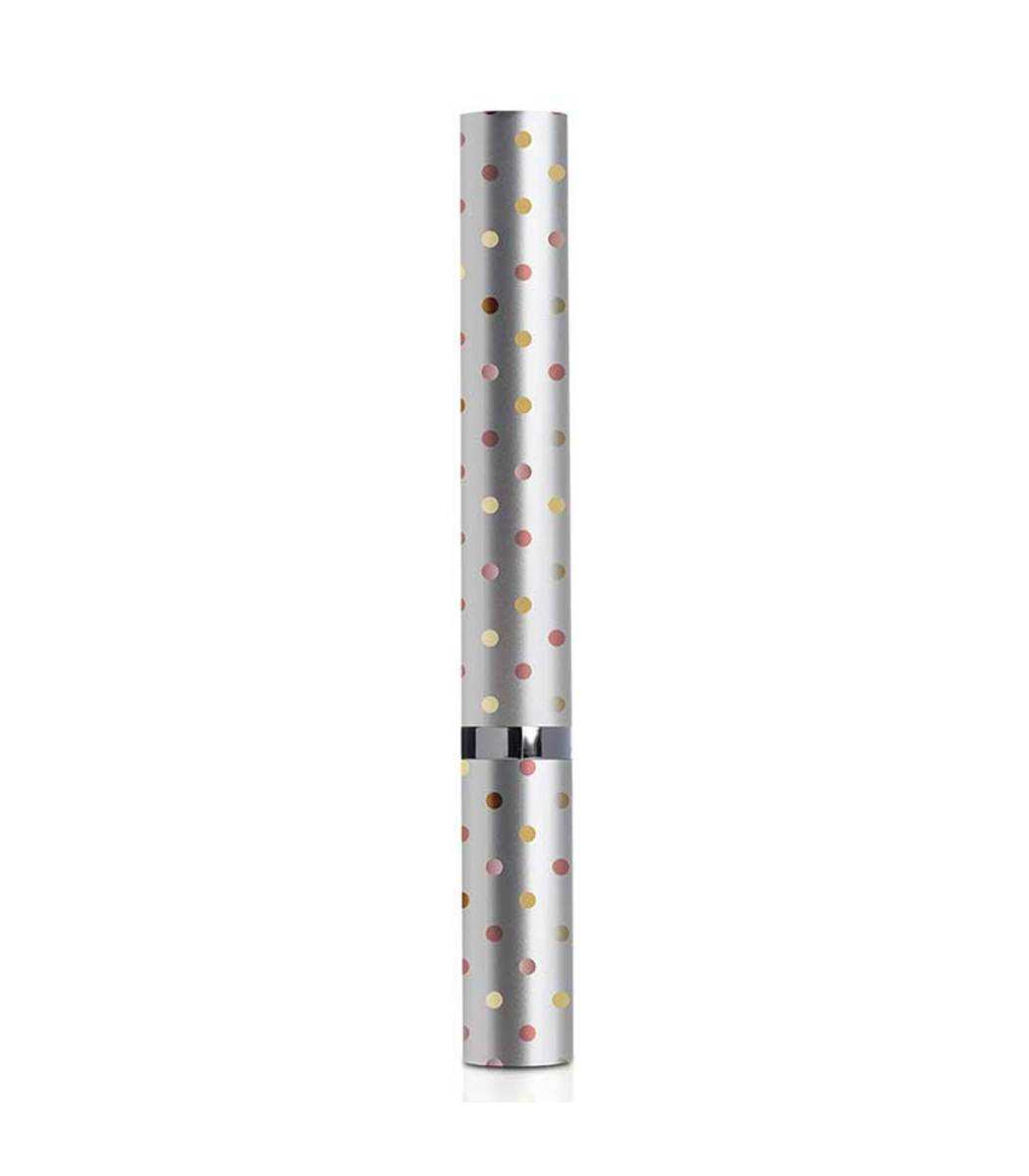 Slim Sonic Toothbrush Silver Dots