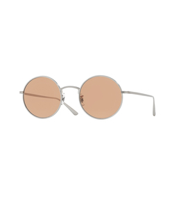 pink x oliver peoples 'after midnight' sunglasses