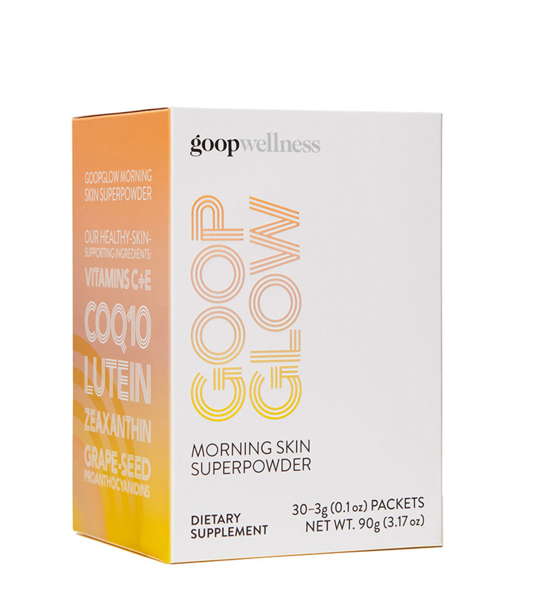 Goop Supplement Sachets