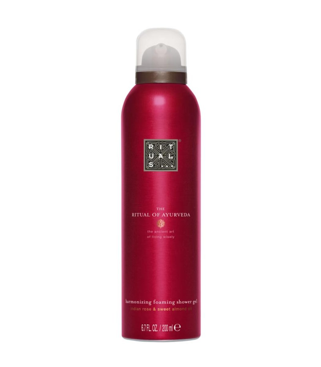 RITUALS The Ritual of Ayurveda Foaming Shower Gel