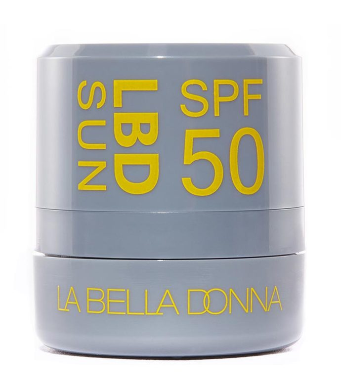 lbd sun face powder sun protection  spf 50