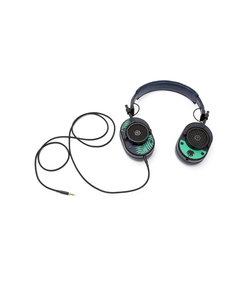 green webster x lane crawford headphones