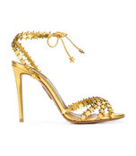 gold starlight 105 sandals