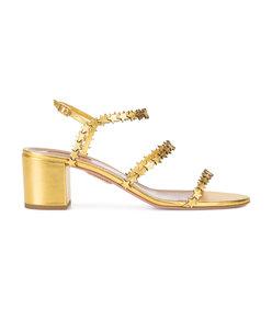 gold starlight sandal