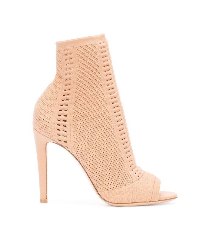 nude neutrals knipral pump