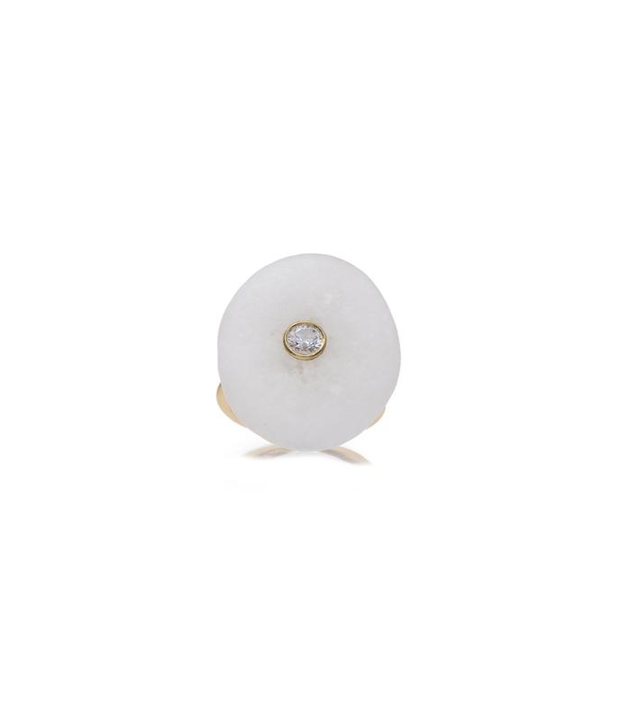 white 'gobi' ring
