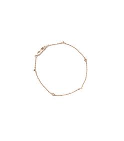 gold jag adult bracelet