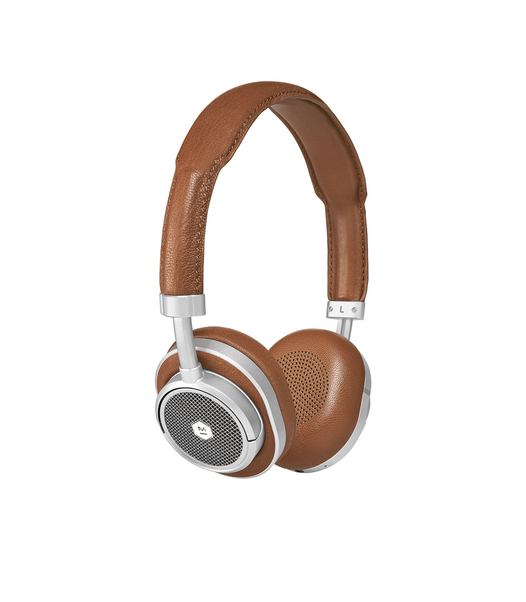 Brown MW50S2 Wireless Headphones