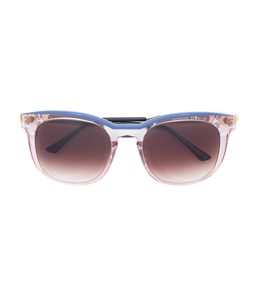 Thierry Lasry Blue/Pink Pearly 650 Sunglasses
