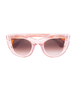 peach pink wavvvy 1654 sunglasses