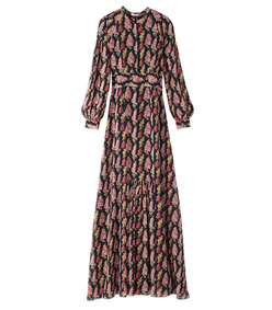 'taylor' blossom midi dress