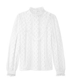 off-white 'anna' circle blouse
