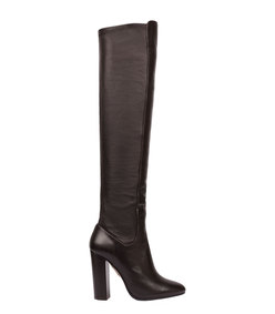 ShopBazaar Aquazzura Black 'Kensington' Boot MAIN