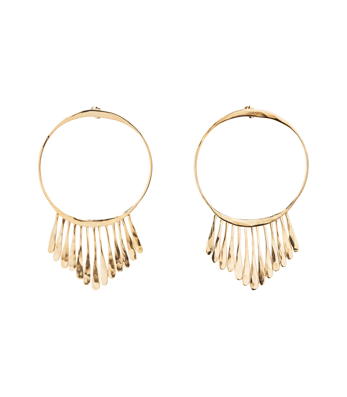 vera pendant earrings