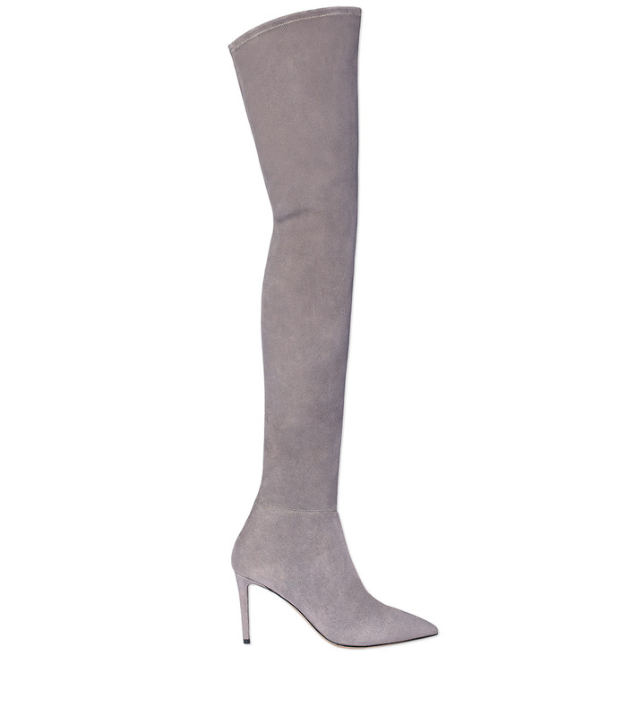 dove grey 'alberta' boot
