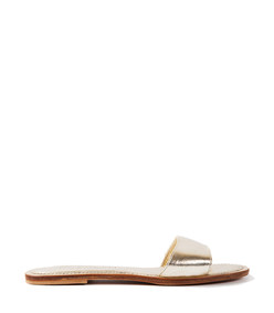 natural 'cannucce' sandal