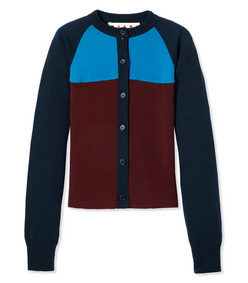 ShopBazaar Marni Colorblock Cardigan MAIN