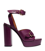 bordeaux 'kingsley' sandal