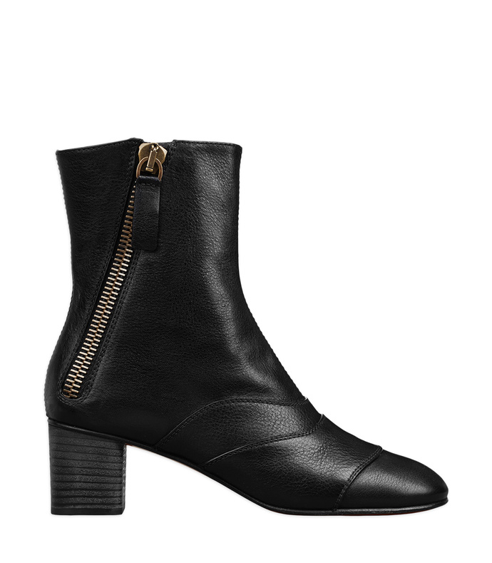 black 'lexie' boot