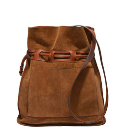 brown 'varick' hobo