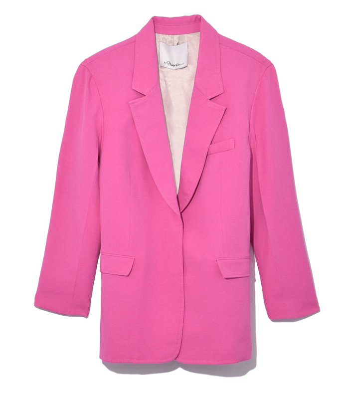 candy tailored blazer