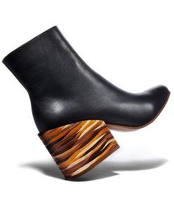 black tito boot