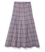 glen plaid skirt