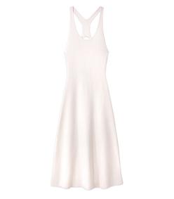 ShopBazaar Gabriela Hearst Oatmeal 'Emily Milano' Stitch Dress MAIN