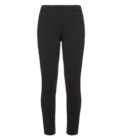 charcoal adbelle knit twill leggings