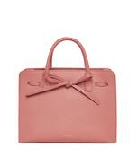 pink mini 'sun' bag