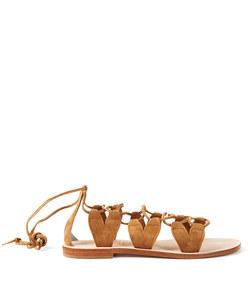 cognac 'innamorati' sandal