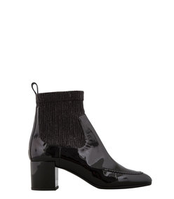 ShopBazaar Pierre Hardy Black 'Ace' Ankle Bootie MAIN
