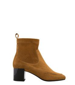 ShopBazaar Pierre Hardy Camel 'Ace' Ankle Bootie MAIN