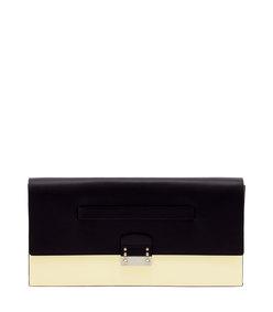 ShopBazaar Valentino 'Mime Vitello' Bicolor Clutch MAIN