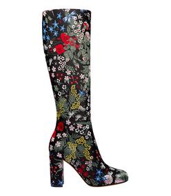 ShopBazaar Valentino Garden Print Boot MAIN