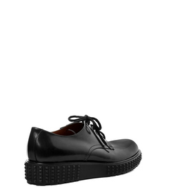 ShopBazaar Valentino Lace-Up Oxford FRONT