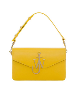 yellow logo bag