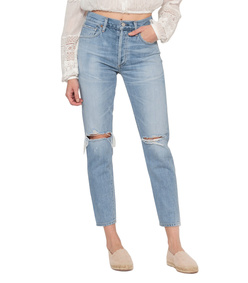 ShopBazaar Citizens of Humanity 'Liya' High-Rise Jean FRONT