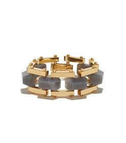 charcoal bedrock bracelet