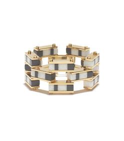garden 'fence' bracelet